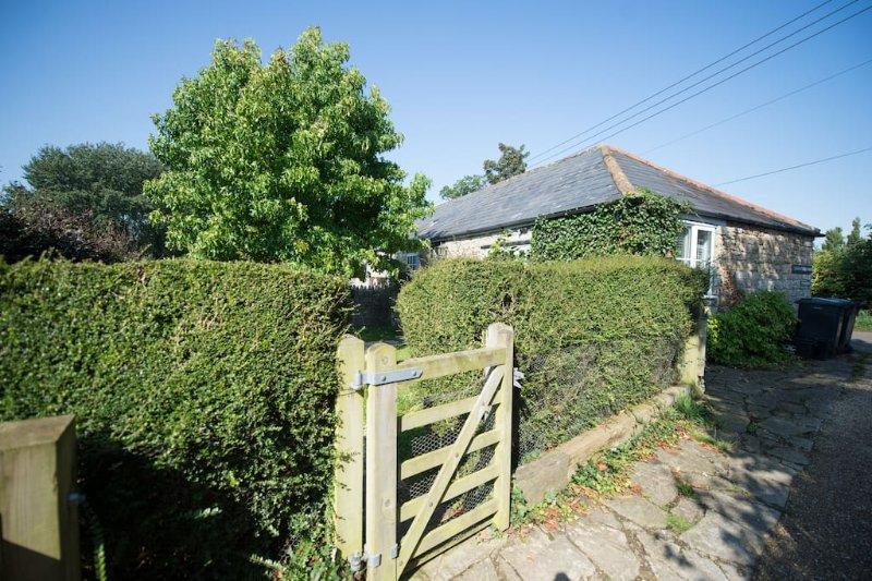 Jardineros Cottage en tranquila aldea de Hinton, South Somerset