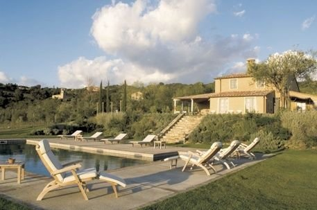 Stabilimento Termale Villa Sleeps 13 with Pool Air Con and WiFi - 5241500, holiday rental in Fighine