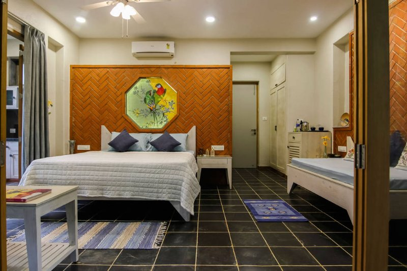 Orchid Suite, holiday rental in Chandor