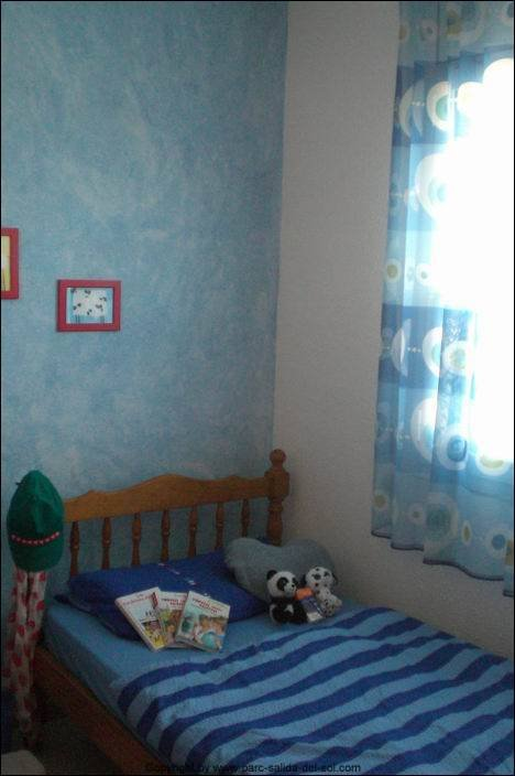 Children bedroom (w/o air condition)