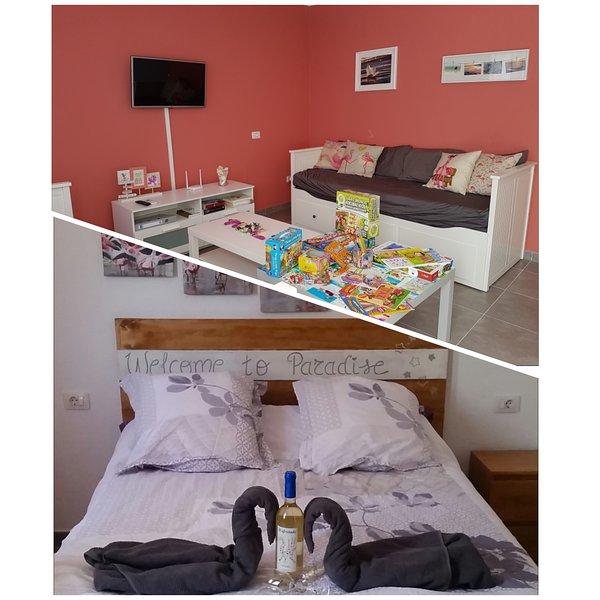 Apartamento Flamingo Amplio Y Con Terraza Ideal Familia