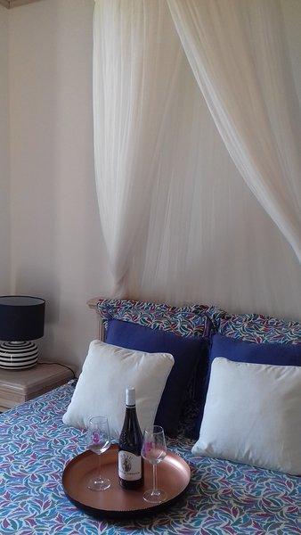 CHAMBRE D'HOTES PARFUMU DI CELU, location de vacances à Vénaco