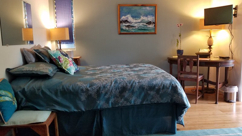 Kohala Country Haven Cozy Room, vacation rental in Hawi