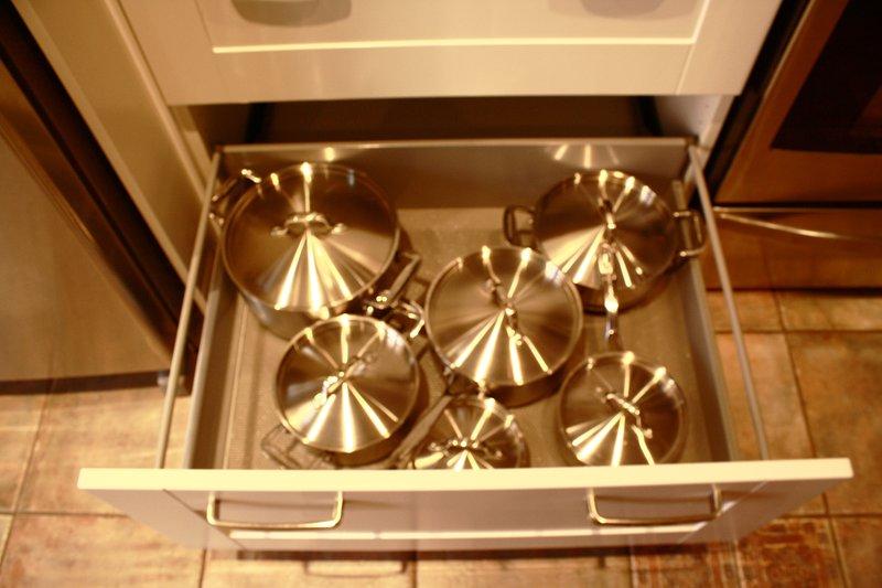 utensilios de cocina completa