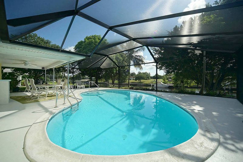 Enjoy Cape Coral from this stunning vacation rental home!