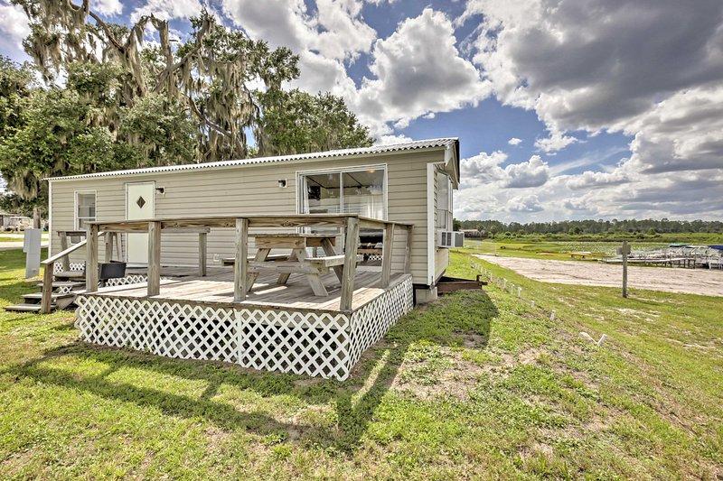 Votre destination vous attend au bord du lac de la Floride!
