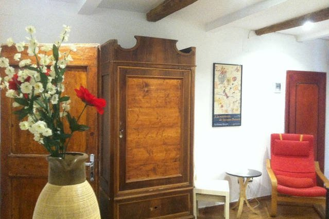 LA CASETTA -  cosy and charming 45mq apartment in the old town, holiday rental in Ponte Valleceppi