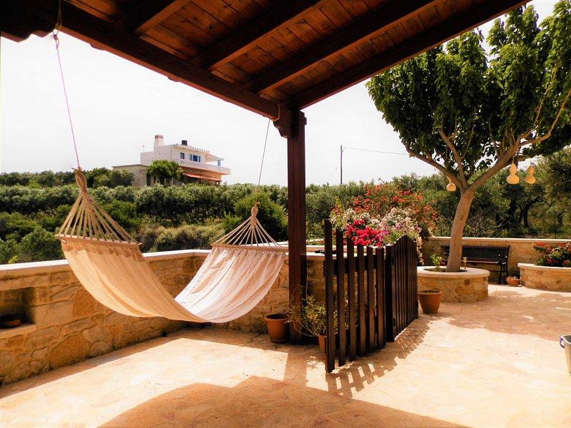Villa Athina, holiday rental in Kaliviani