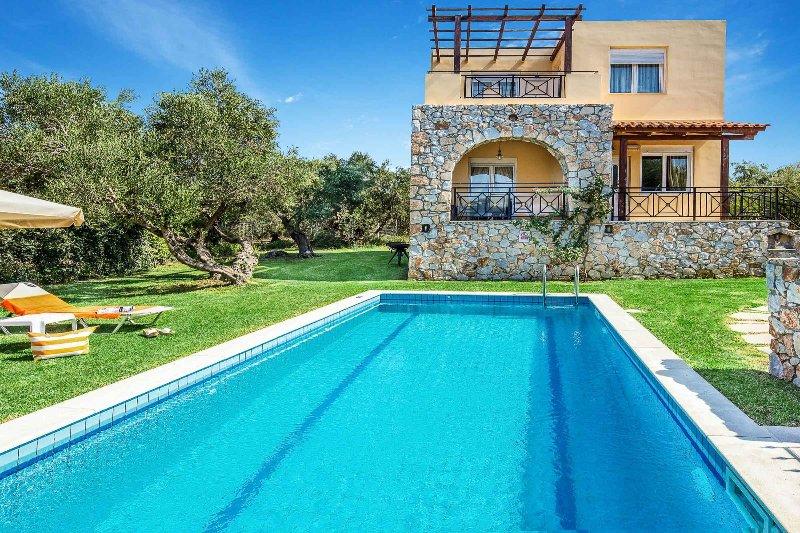 Villa Evagelia, vacation rental in Kalyves