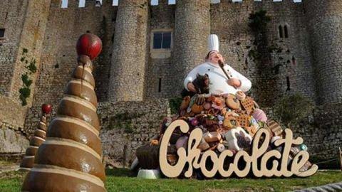 Óbidos | Feira do Chocolate