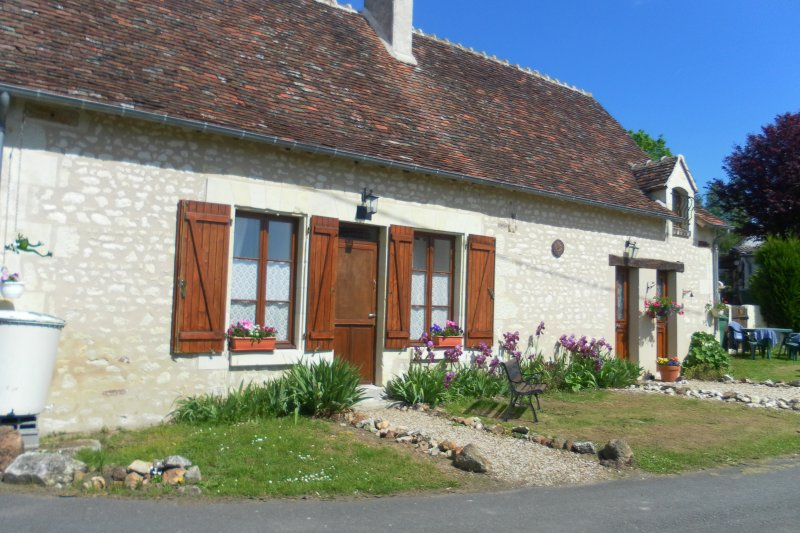 your beautiful cottage for your stay at LA CONFIANCE AT CHAMP DOEUF