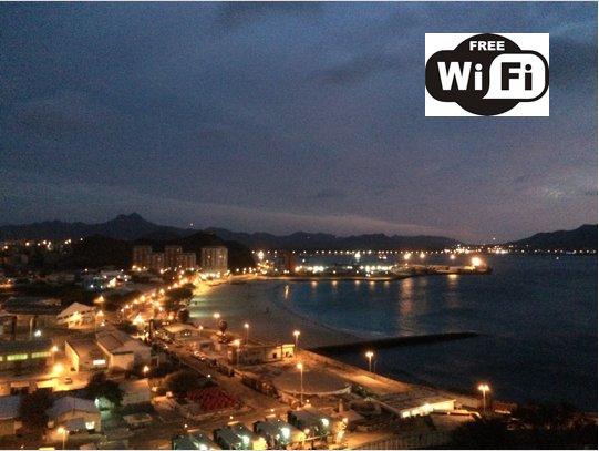 Coastal view condo, vacation rental in Porto Novo