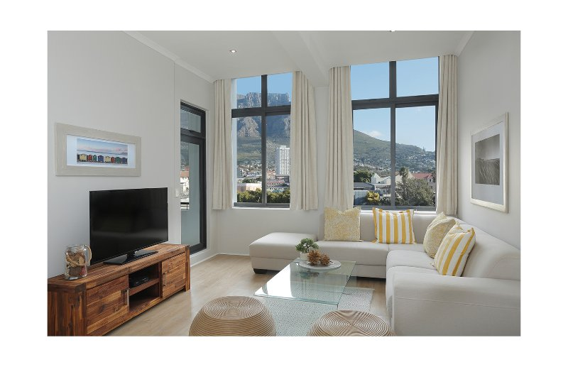 Beautiful views of Table mountain will hypnotize you with the ever changing light and moods