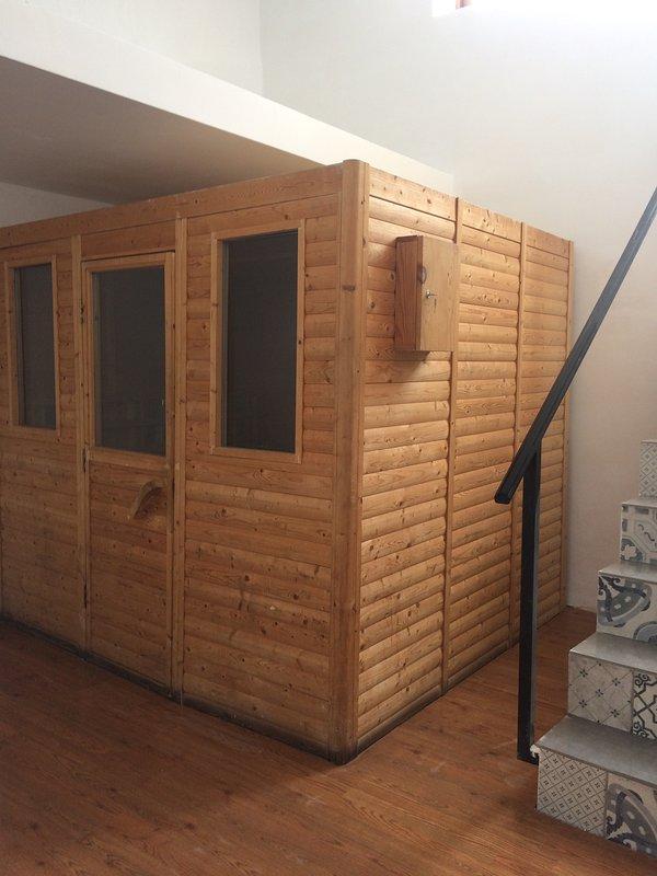 Sauna (infra red) room