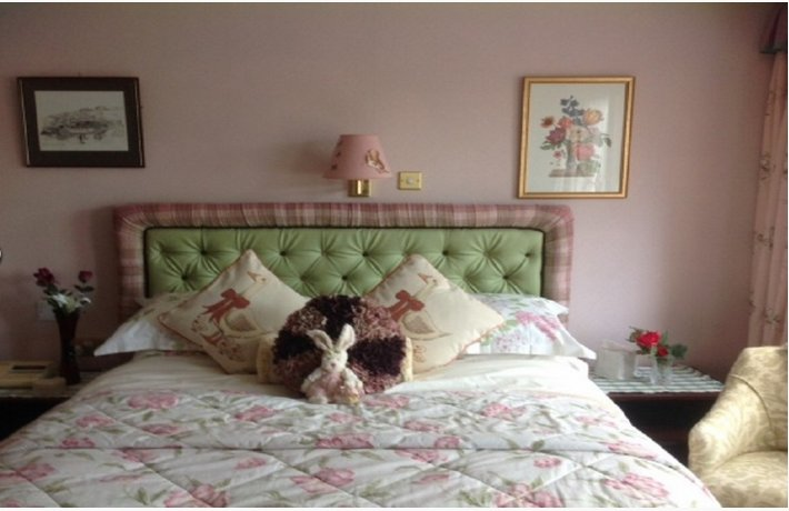 Yewdale Craggs King Size Double Bedroom.