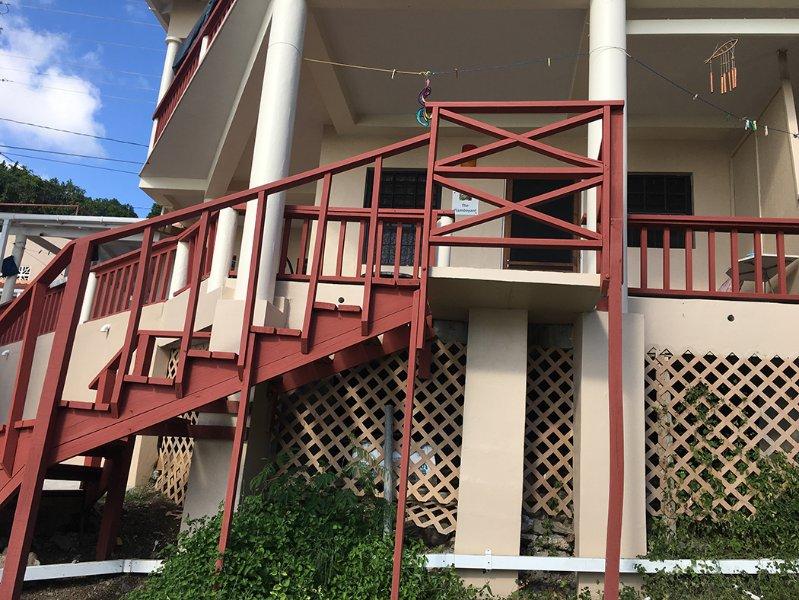 Stappen voor Flamboyant veranda