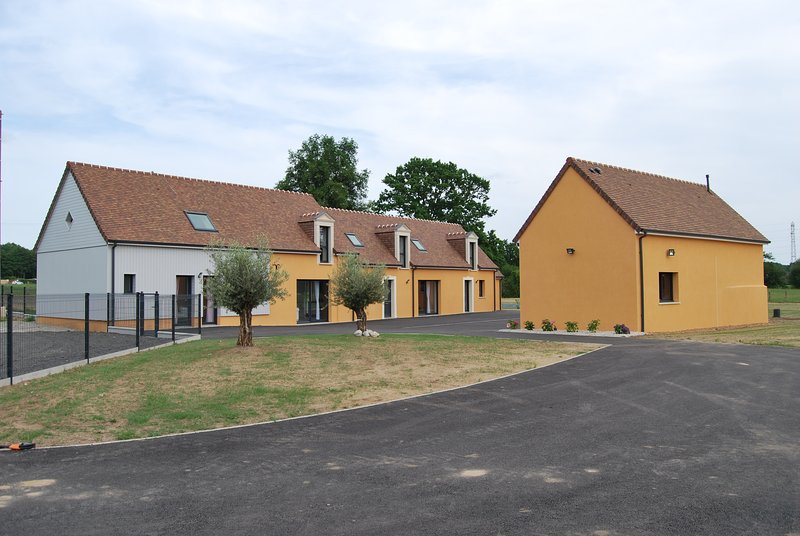 Chambres d'hôtes, holiday rental in Marigne-Laille