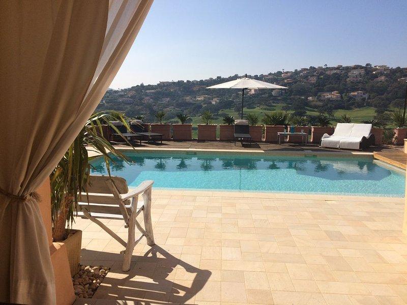 Superbe appartement dans mas Provençal, holiday rental in Sainte-Maxime
