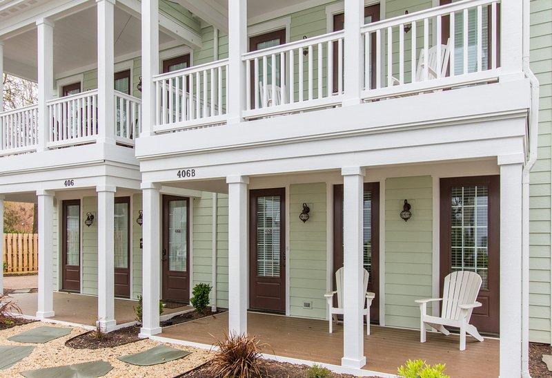 406A The Beach House, location de vacances à Virginia Beach