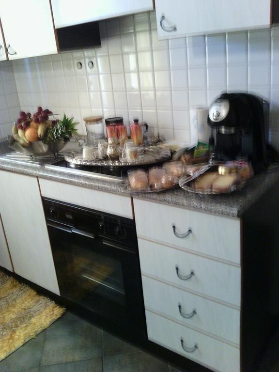 Fogão, quando usado como um pequeno-almoço oferecido aos hóspedes para a área de recepção