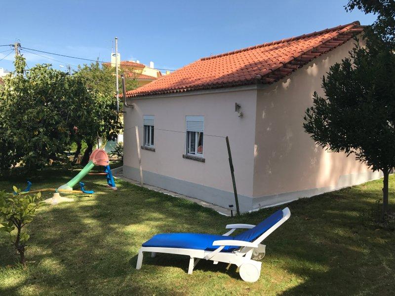 Get to know Estoril - RNAL Registo Nr. 54941/AL, aluguéis de temporada em Estoril