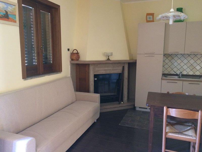 Holiday Rentals Villa Serena, vacation rental in Novi Velia