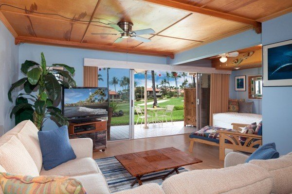 Recently Refurbished Condo on Quiet Side of Kona, vacation rental in Keauhou