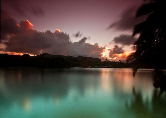 Wailua River Sunset, Kahahawai Photography