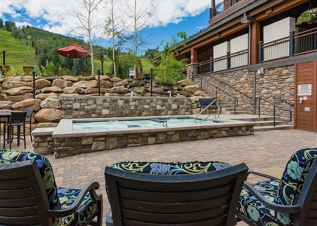 Durango Mountain Club Hot Tub