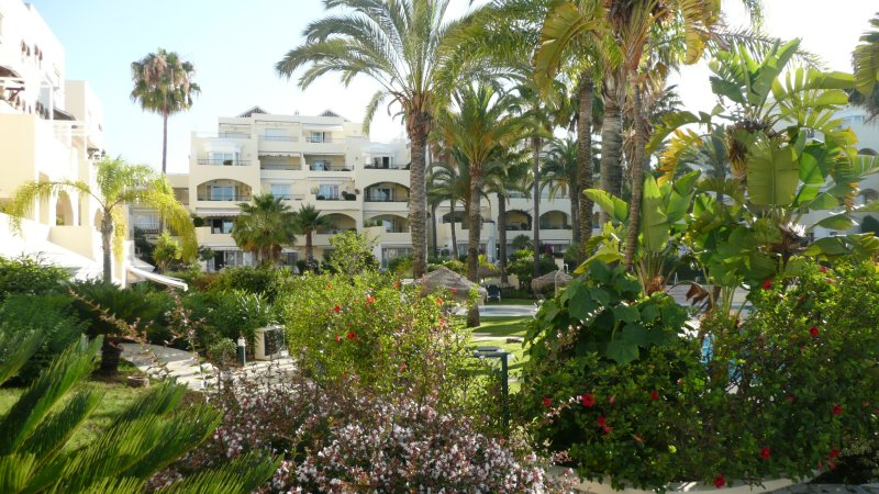 White Pearl , 5 star Quality , beautiful private gardens and just a few meters from the beach.......