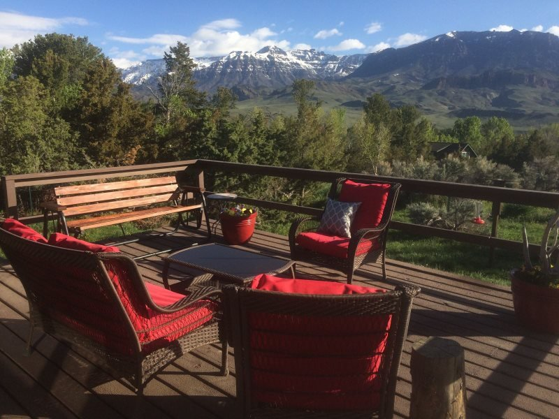 Green Creek Retreat, vacation rental in Wapiti