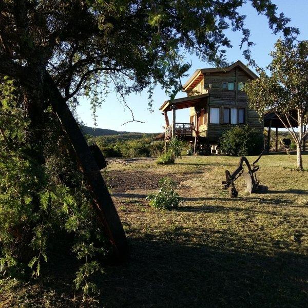 CABAÑAS SOLAR DE PIEDRA (Cabaña 4 Citrino), holiday rental in Tanti