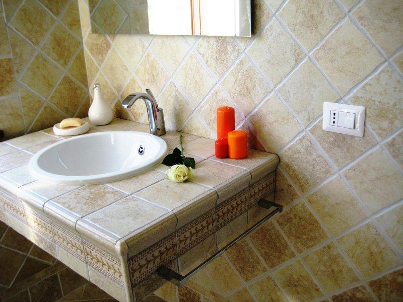 Bathroom # 1 / First Bath