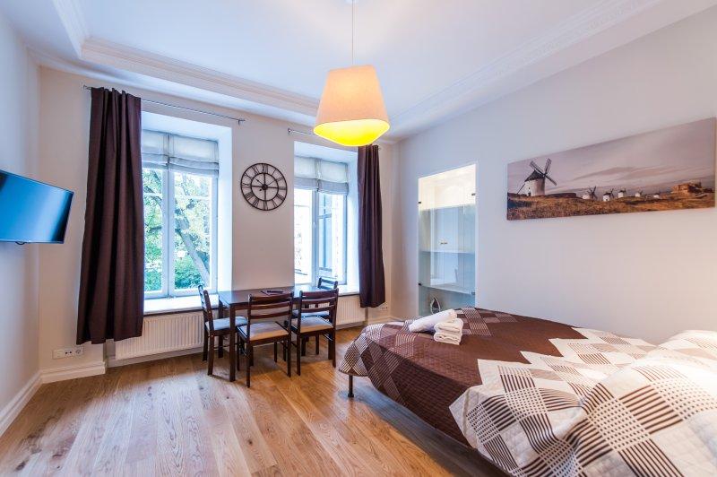 Dormitorio / comedor