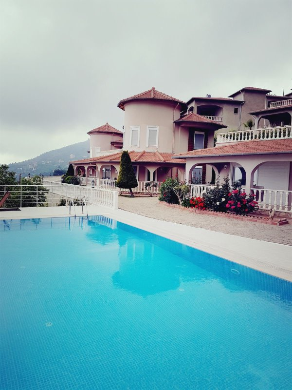 Villa with amazing panoramic view, holiday rental in Alanya