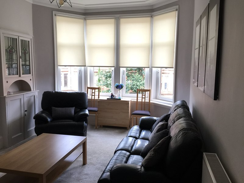 Great Location, Beautiful 2 Bed West End Flat, holiday rental in Bearsden