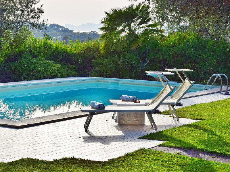 Villa Romantica-relaxing&exclusive pool, holiday rental in Alghero