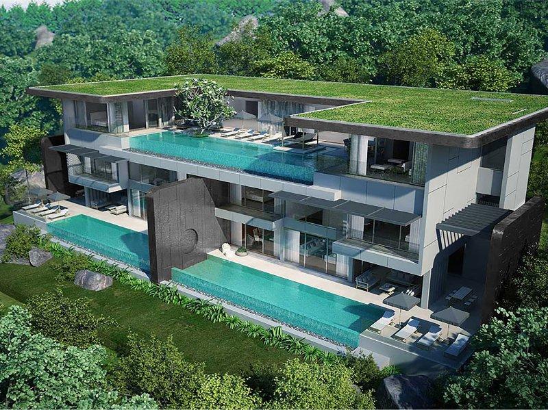 Malaiwana Duplex - Contemporary design