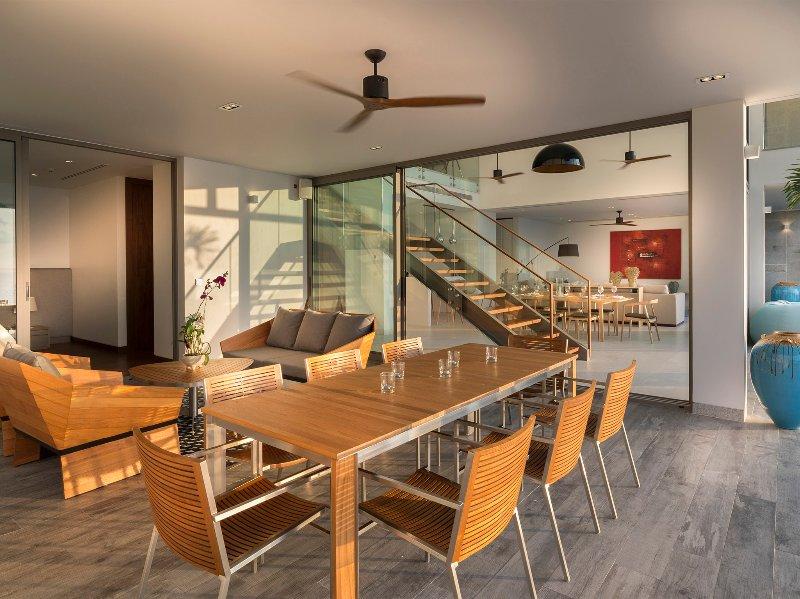 Malaiwana Duplex - Alfresco dining