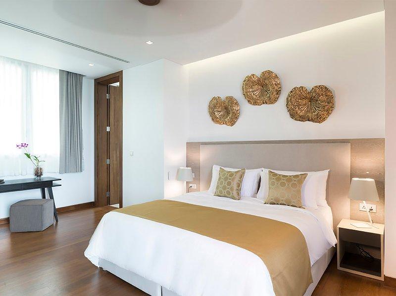 Malaiwana Duplex - Bedrooms style