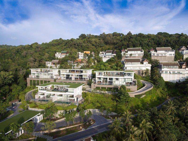Malaiwana Duplex - Tropical setting