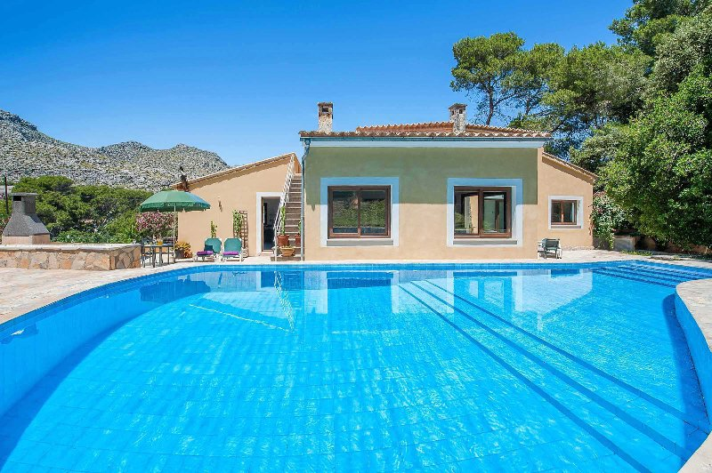 Villa Alexandria, vacation rental in Cala San Vincente