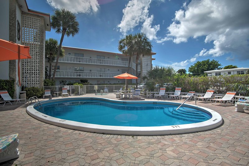 You and your group will enjoy access to the many amenities offered throughout the Deerfield Buccaneer Resort Apartments.