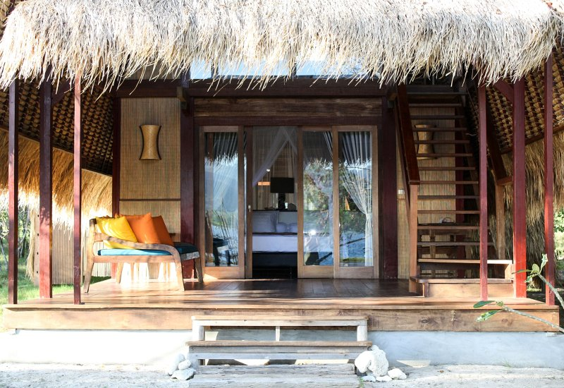Lumbung (3 person) - Gili Asahan Eco Lodge, holiday rental in Gili Gede