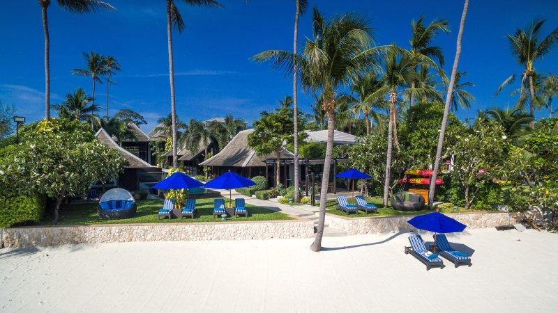 Villa Akatsuki Lipa Noi Koh Samui - Beach