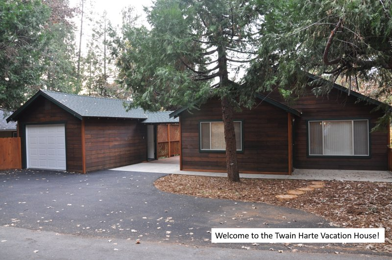 Welcome to the Twain Hart Vacation House!