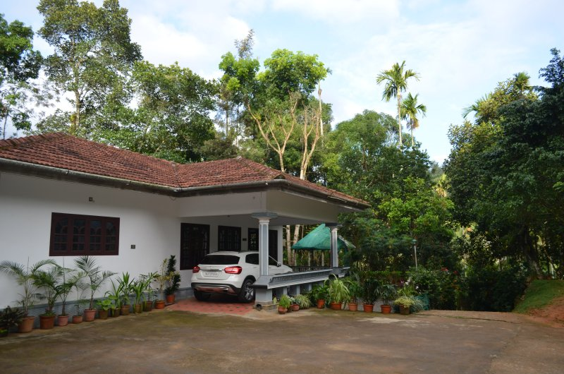 Highland Nest Homestay, vakantiewoning in Wayanad District