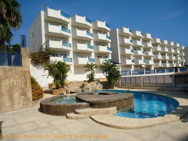 La Zenia Apartments