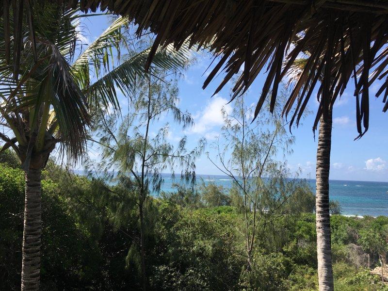 belas vistas do oceano
