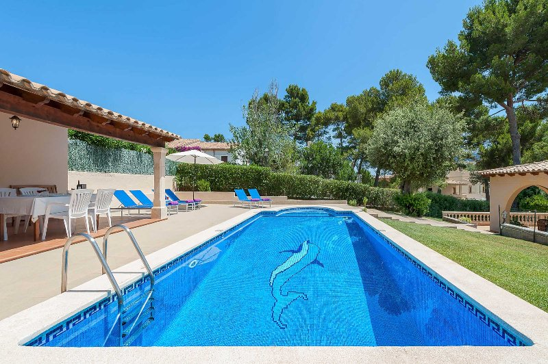 Villa Las Flores, vacation rental in Cala San Vincente